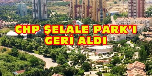 Karabat peşini bırakmadı Şelale Park geri alındı