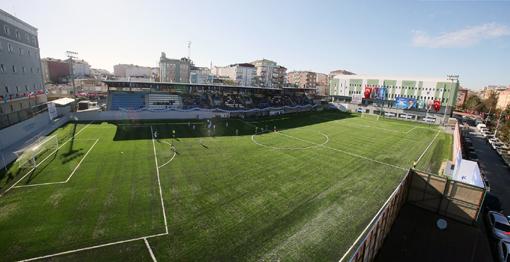 Kemal Aktaş Stadı ve Esnafspor tesisleri açıldı