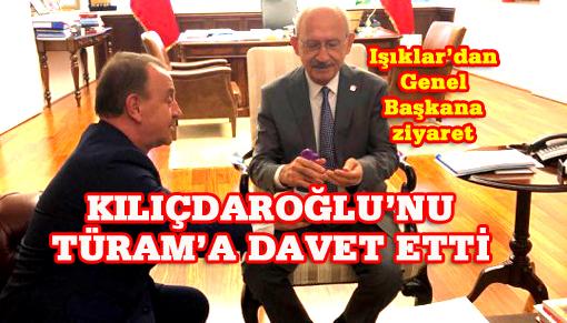 Kılıçdaroğlu  TÜRAM'I ziyaret edecek