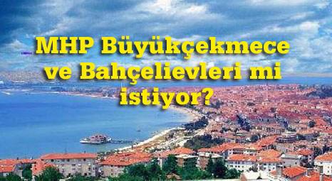 MHP  AK Parti'den iki ilçeyi istiyor iddiası