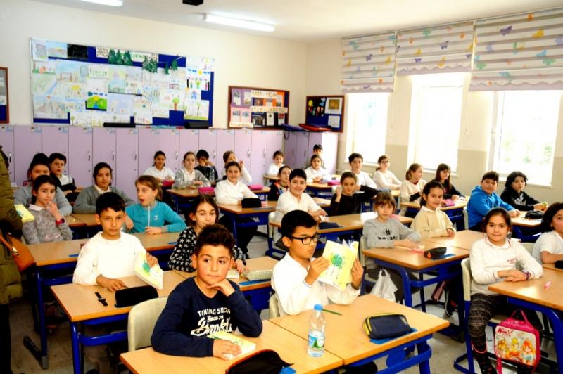 Okullara 10 bin çevre ajandası