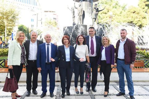 Razgrad Belediyesi'nden Avcılar'a ziyaret