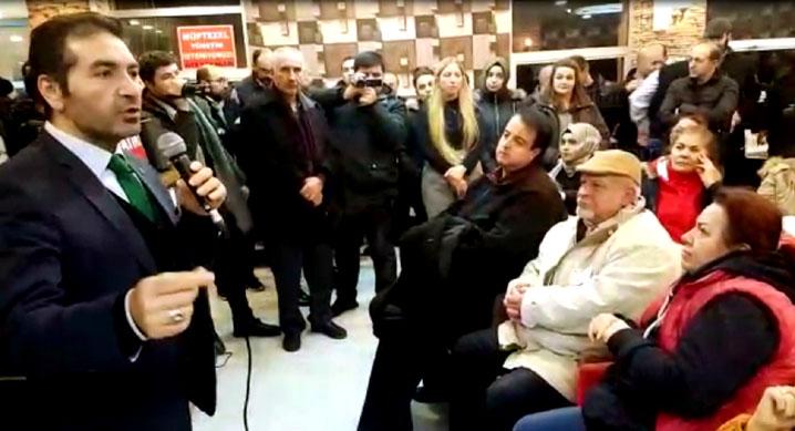 Selimpaşa Emlak Konutları'nda yüksek aidat protestosu