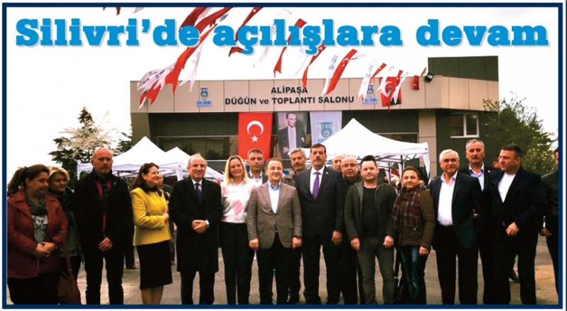 Silivri Alipaşa'ya Düğün ve Toplantı Salonu