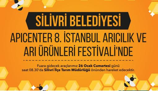 Silivri Belediyesi 8.Arıcılık Festivali'nde