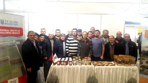 Silivri Belediyesi Arılıcılık Festivalinde yerini aldı
