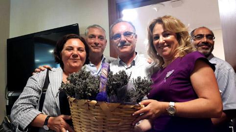 SİLİVRİ'NİN LAVANTALARI İBB'DE