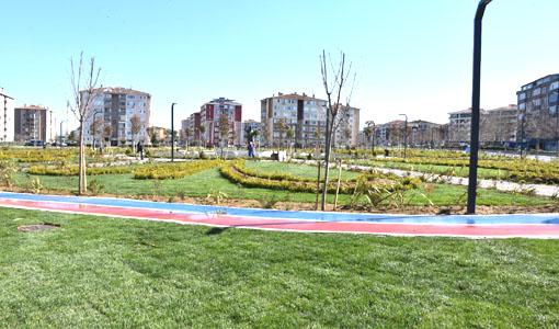Silivri'yi yeni parklar geliyor