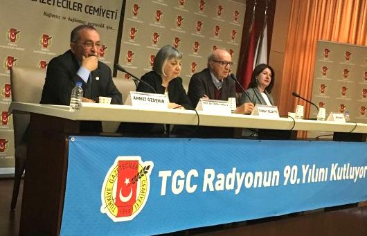 TGC radyonun 90.yılını kutladı
