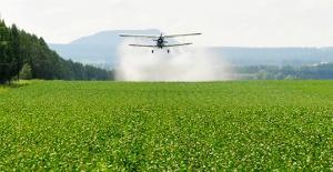 Tarım ilaçları doğanın dengesini bozuyor