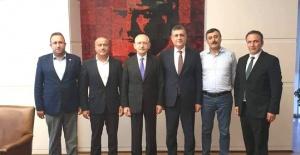 Bozkurt'tan Kılıçdaroğlu'na ziyaret