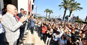 İzmir'de 5080 işçiye zam
