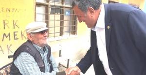 Gürer yaşlılık aylığı kesilenleri TBMM'ye taşıdı