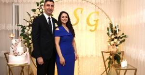 Başkan Gökhan Yüksel nişanlandı