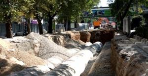 Başkent'e30 yıllık su temini için çalışma