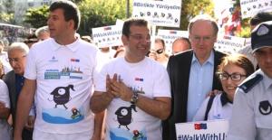 İmamoğlu: İstanbullular Sevgi ve Paylaşım istiyor