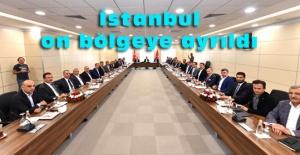 İstanbul'un Başkanları 'Ortak masada' buluştu