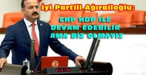 İYİ PARTİ'DEN CHP'YE ELEŞTİRİLER ARTIYOR
