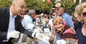 Kerimoğlu Özgürlük Meydanı#039;nda...
