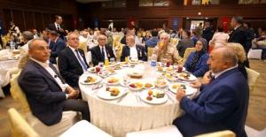 Küçükçekmece'de Gaziler Günü yemeği