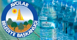 Avcılar Belediyesi Hamidiye Su kullanmaya başladı