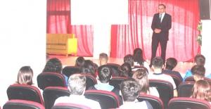 Büyükçekmece'de deprem konferansı