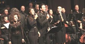 İBB Kent Orkestrası Küçükçekmece'de