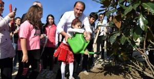 10 Kasım'da Beylikdüzü'nde Atatürk Ormanı
