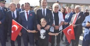 Bekirli Atatürk Çocuk Parkı açıldı