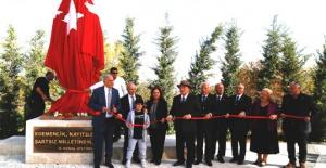 Büyükçekmece'ye Atatürk Evi ve  Yurtta Barış Cihanda Barış Ormanı