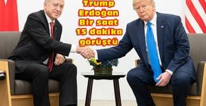 Cumhurbaşkanı Erdoğan: Mektubu Sayın Başkan'a tekrar takdim ettim