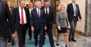 Hançerli Kılıçdaroğlu ve Akşener ile görüştü