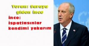 """"""" Saraya giden CHP'li"""" iddiasında önemli gelişmeler. Turan isim açıkladı"""