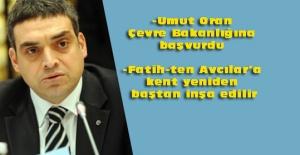 CHP'li Umut Oran'dan Kanal İstanbul ÇED Raporu'na 34 maddelik itiraz