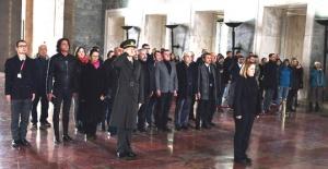 Büyükçekmeceli Muhtarlar Atatürk'ün...