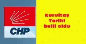CHP Kurultayı 28-29 Mart'ta