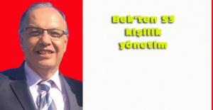 İYİ Parti Silivri#039;de yönetim...