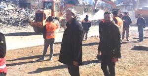 Turan Hançerli Elazığ'da