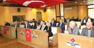 Çatalca Belediye Meclisi Millet Bahçesi ve Meydan  için olağanüstü toplandı