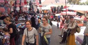 Çatalca Pazarı'na Corona engeli