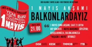 Çerkezoğlu:Tarihi bir 1 Mayıs olacak