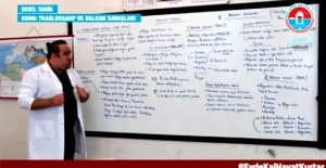 Maltepe'de çocuklara 'Masal Saati'