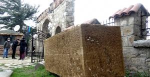 Tarihi lahit Kalepark'ta sergilenecek