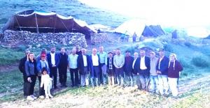 CHP Genel Başkan Yardımcısı yaylaya çıktı