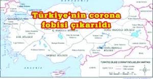 En çok Güney Doğu en az Karadeniz korkuyor
