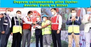 İmamoğlu: İstanbul'un en çılgın projesi depremle mücadeledir