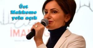 Kaftancıoğlu'nun 9 yıl 8 aylık cezası onandı