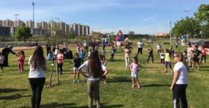 Silivri'de açık hava sporlarına ilgi