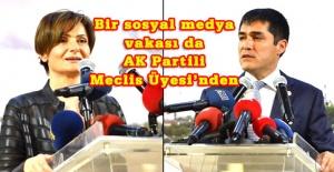 Kaftancıoğlu ve Kavuncu'dan AKP'li Meclis Üyesinin liderlere yönelik paylaşımına tepki