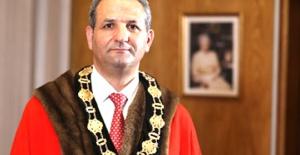 Özaydın Londra Enfield Belediye Başkanı...